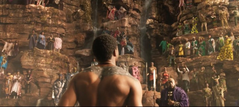 WAKANDA FOREVER: CAPTURING THE GLORY OF MAMA AFRICA!